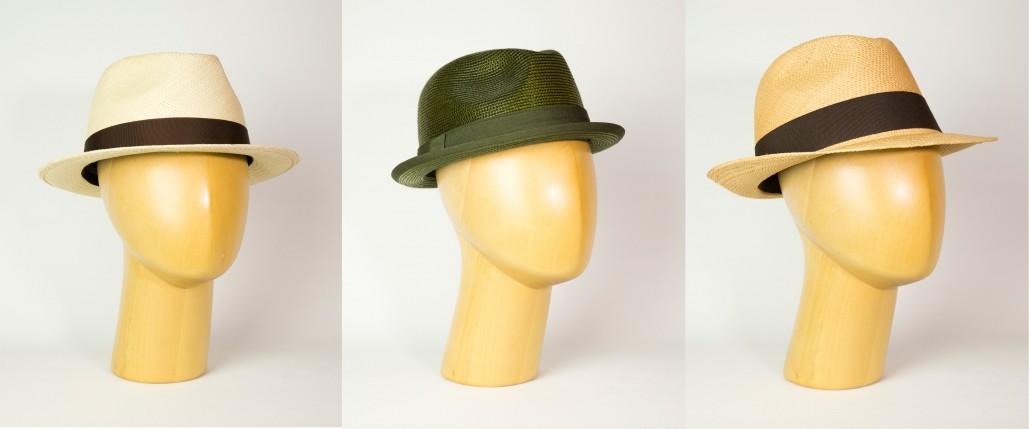 Færdigsyede hatte oversigt