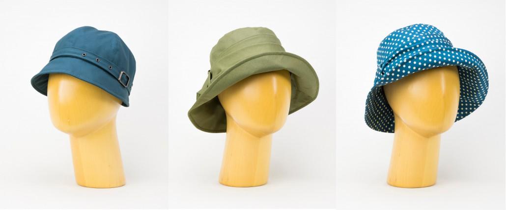 Færdigsyede hatte siden