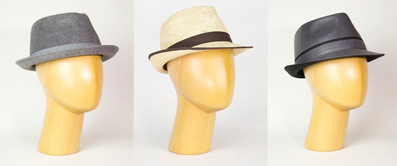Færdigsyede hatte